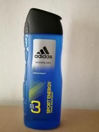 Adidas Sport Energy sprchový gel 400 ml